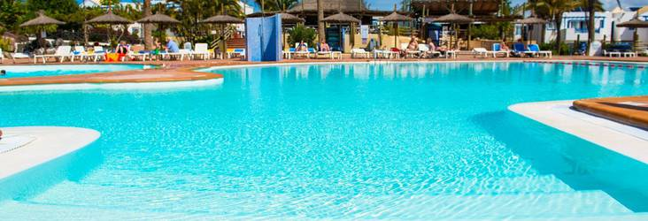 SWIMMING POOLS HL Paradise Island**** Hotel Lanzarote