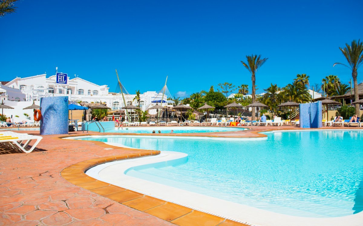 Paradise island hotel photos official website playa - Piscina playa ...